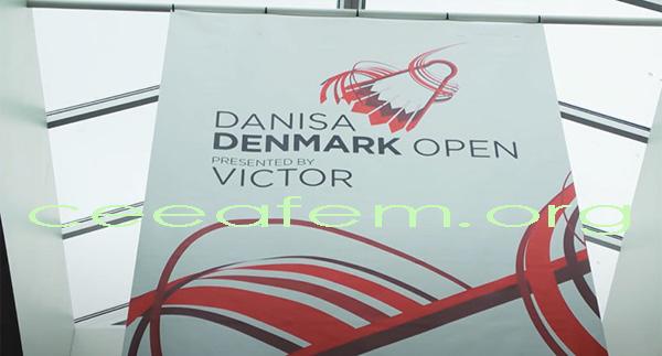 Final Ganda Putra Denmark Open 2020