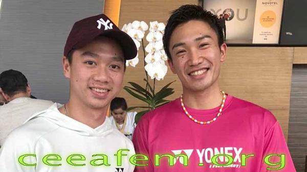 Kento Momota Atlet Bulu Tangkis Andalan Jepang