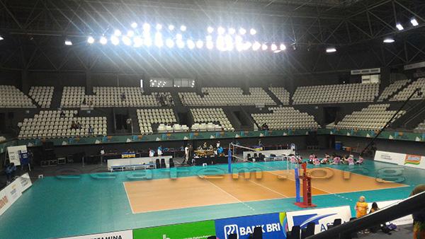 Lapangan Badminton Terbaik di Dunia